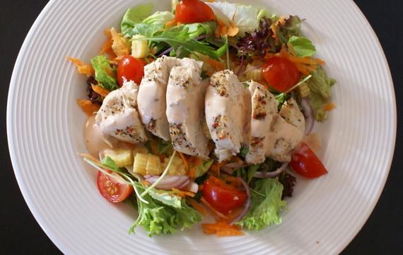 Jarní saláty - skvělá forma jak být rychle fit!