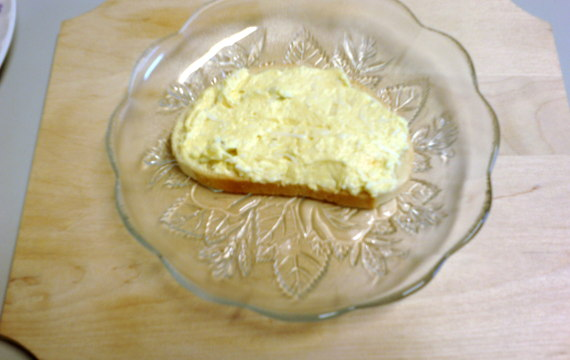 Pomazánka s vejci