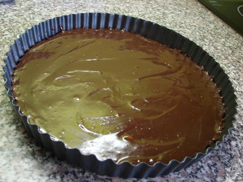Lanýžový koláč