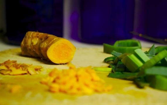 Kurkuma - návod jak s ní vařit najdete v článku!