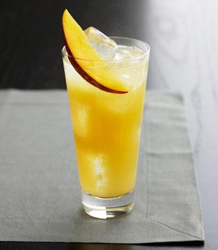 Startovací mango-jablečný nápoj