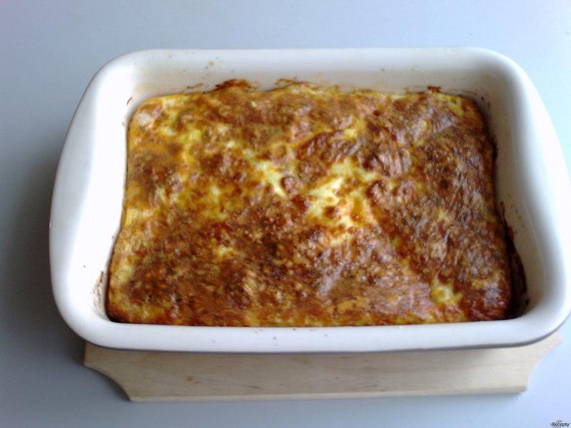 Zapečené brambory s romadurem