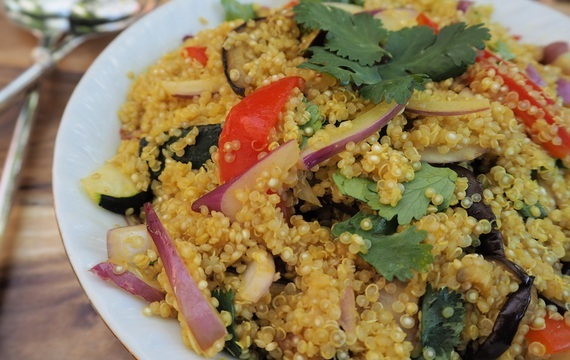 Quinoa - potrava nejen Inků