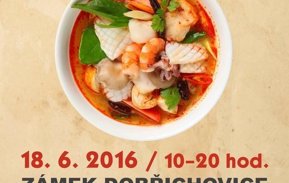 Food Festival - všechny chutě světa