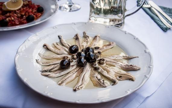 Ančovičky - základ středomořské kuchyně