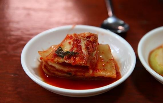 Znáte kimchi?