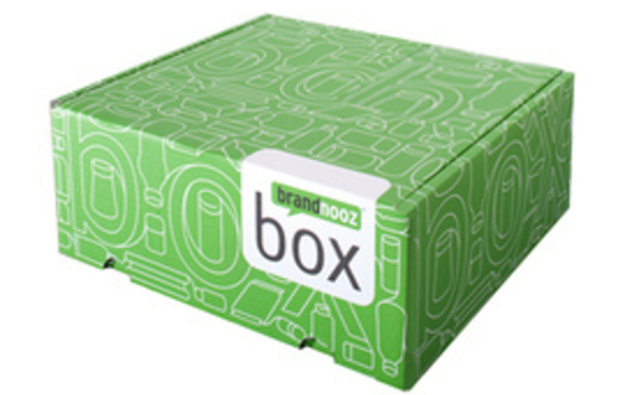 Brandnooz box - letní recenze