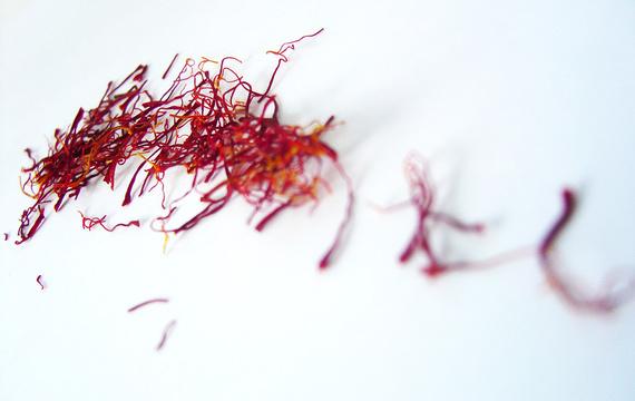 Šafrán - jedno z nejdražších koření světa