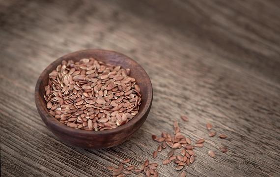 Lněné semínko = superpotravina