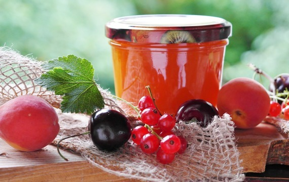 Netradiční marmelády a džemy