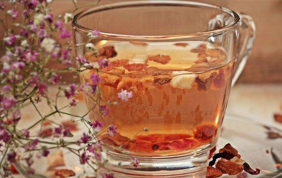 Domácí pečený čaj