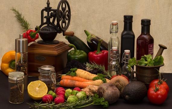 Kořenová zelenina v kuchyni