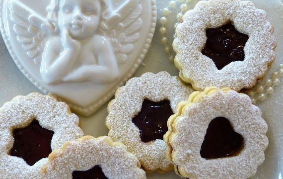 Božské vánoční cukroví