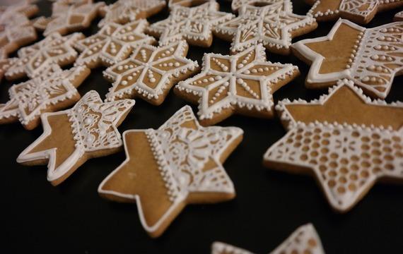 Výborné vánoční perníčky