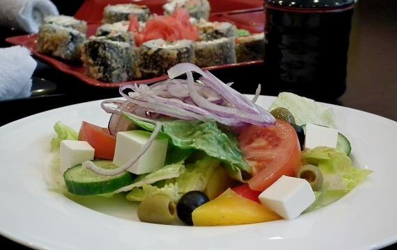 Speciality řecké kuchyně