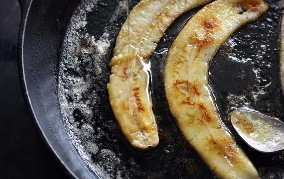 Banánové speciality
