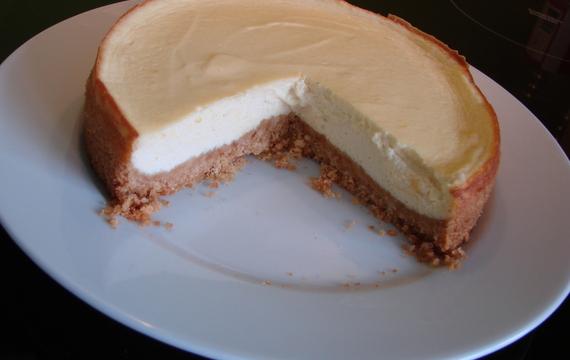 Základní cheesecake
