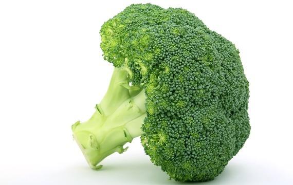 Zdraví prospěšná brokolice