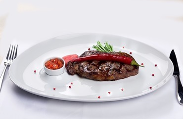 Steak - božská delikatesa