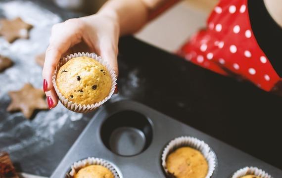 Muffiny všude, kam se podíváš