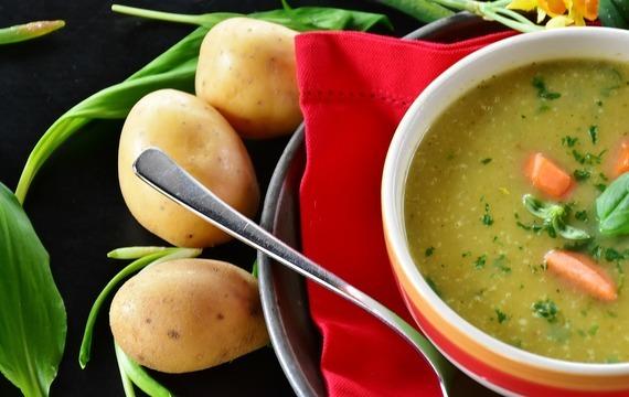 Nejlepší jarní polévky