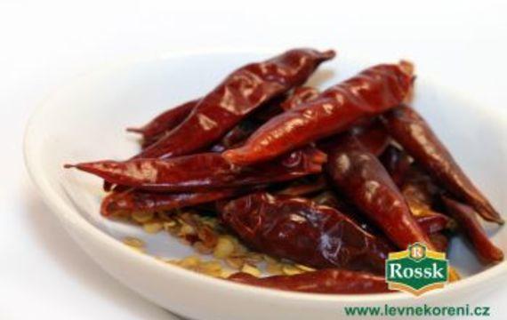 Chilli papričky 25g