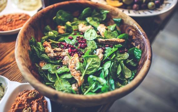 Saláty na sto jarních způsobů