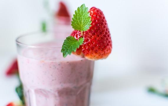 Věčně zdraví pomocí smoothie