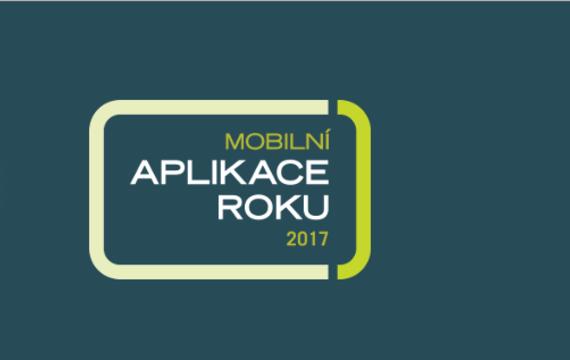 Mobilní aplikace roku 2017!
