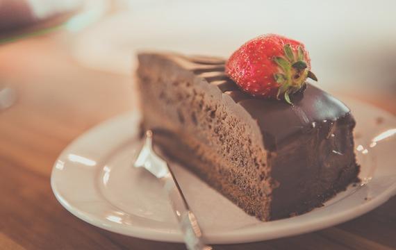 S čokoládou v kuchyni