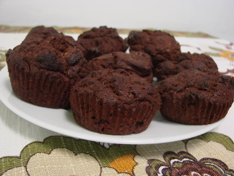 Kokosové muffiny dle časopisu FOOD