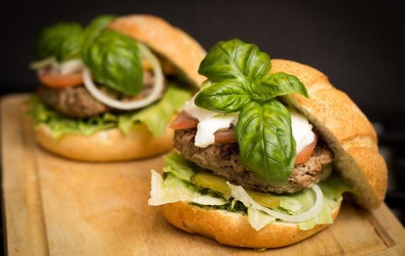 Poctivé hamburgery