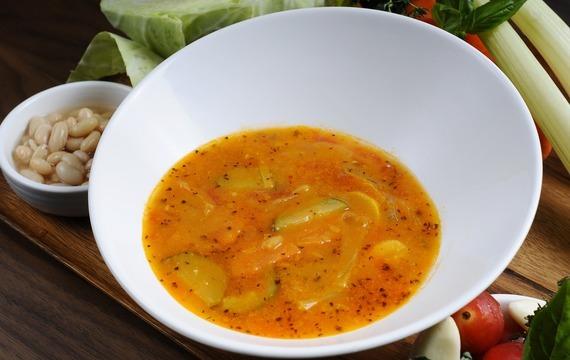 Netradiční polévky