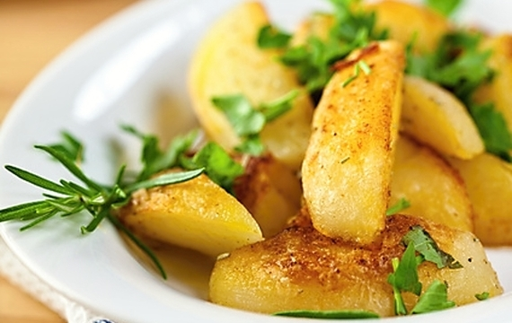 Měsíčky ze sladkých brambor