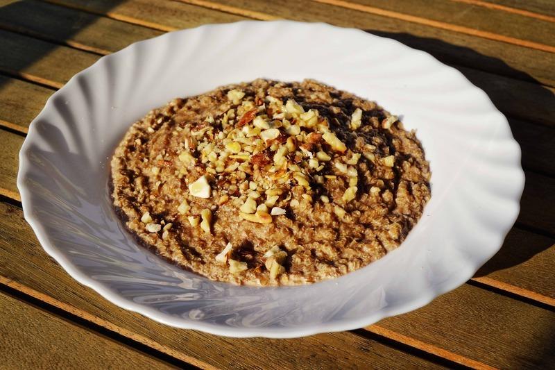 Kořeněná quinoa
