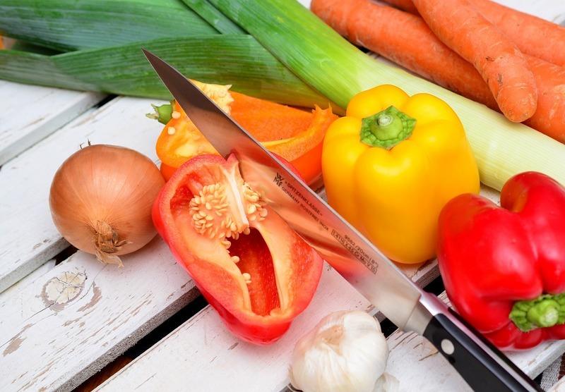 Rychlá zeleninová praženice