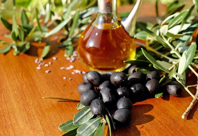 Pesto z černých oliv