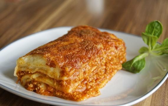 Lasagne ratatouille