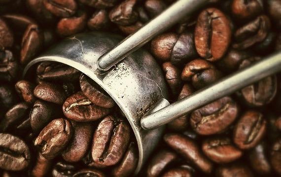Kávový mousse