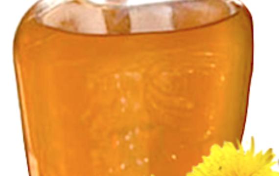 Pampeliškový likér