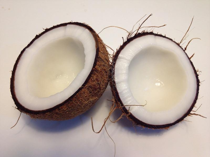Kokoskový trifle