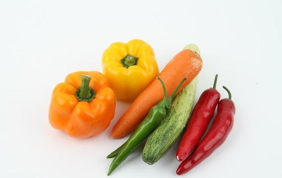 Zeleninový nákyp s řepným salátem