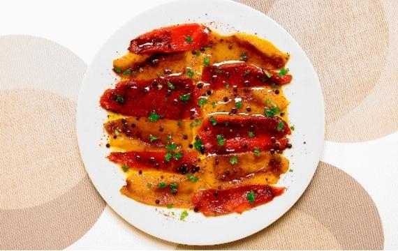 Marinované papriky