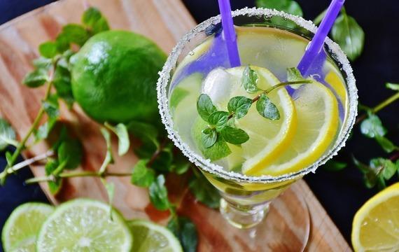 Tequila míchané nápoje