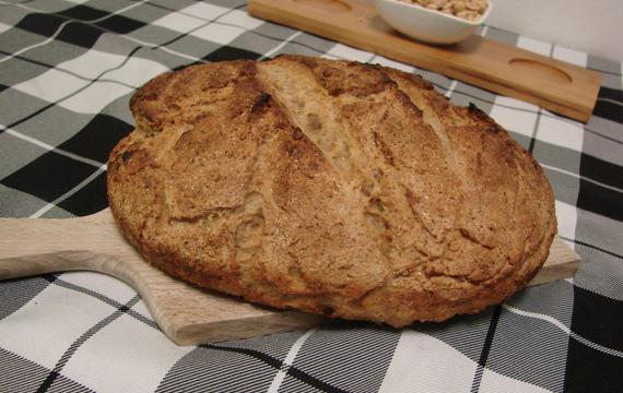 Chléb z podmáslí