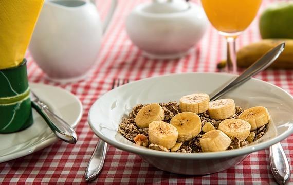 Zdravé snídaně pro skvělý start do nového dne