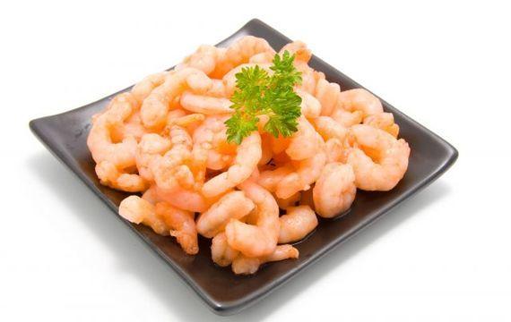 Salát z tresky a krevet