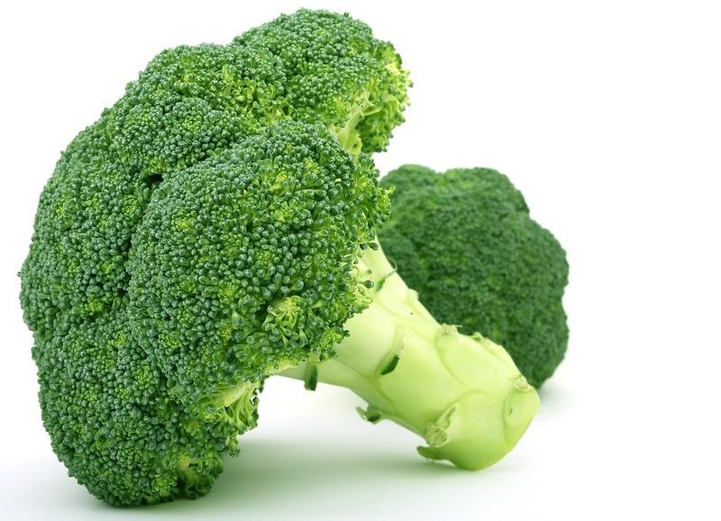 Brokolice s parmazánem a bylinkovou krustou