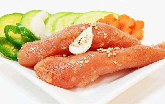 Tresčí filety s pomerančovým kuskusem