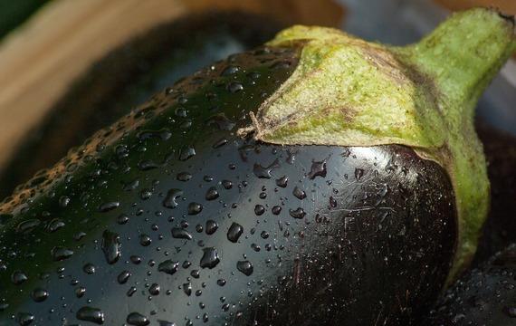 Lilkový tažín s citróny a meruňkami